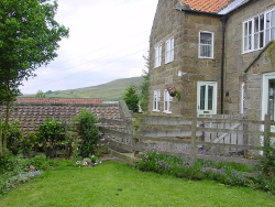 A view of Daleside Lodge holiday accommodation, Westerdale