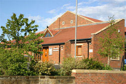 An image of The new Hinderwell Village Hall