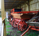 A picture of a cart at Rydale Folk Museum