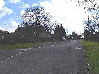 A view of Westerdale Village